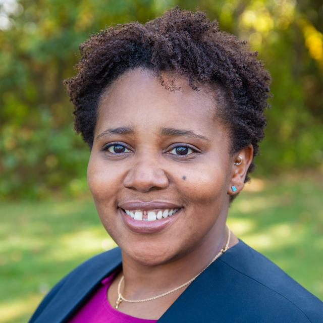 Keisha Brown Portrait